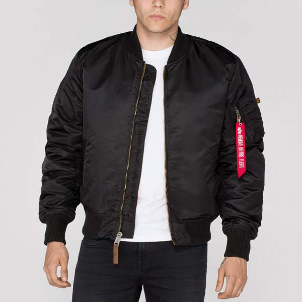 Alpha Industries MA-1 VF 59 Long Jacket Black - Gangstagroup.ro ... 1604150f924
