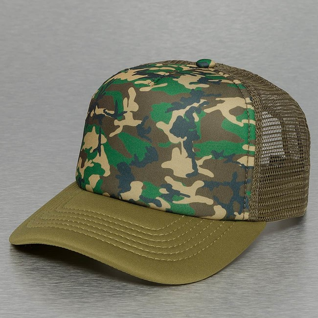 Cyprime Basic Trucker Cap Camouflage