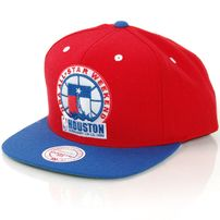 uk availability 2d777 d1134 Mitchell   Ness NBA Allstar Weekend Houston Red Royal