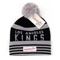 quality design ccafd 16363 Mitchell   Ness On Field LA Kings Beanie